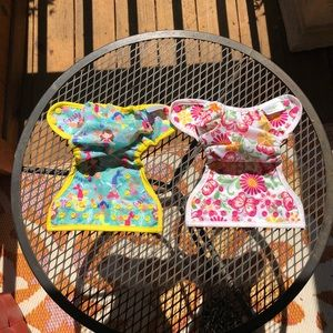 Blueberry Capri Diaper Covers-2